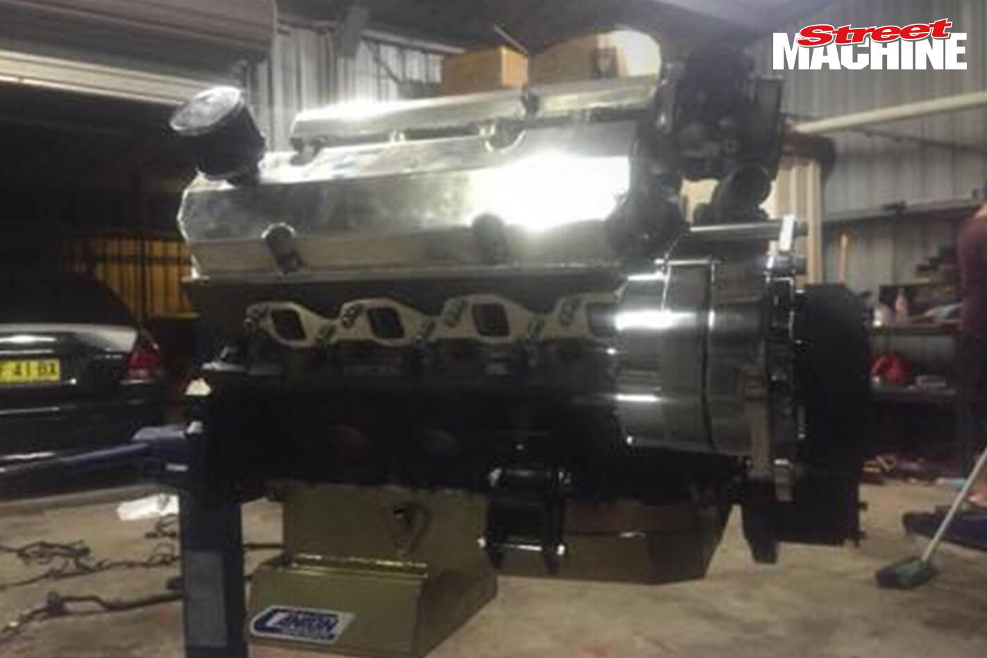 Holden 355 Stroker 3