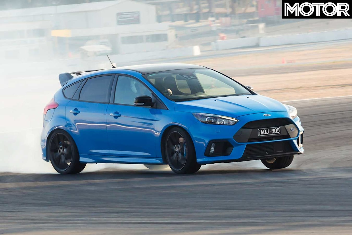 2018 Ford Focus RS Limited Edition Drift Mode Jpg
