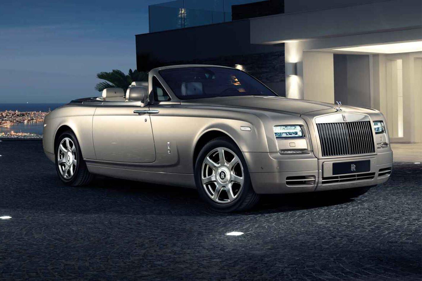 Rolls Royce Phantom Drophead Front Jpg