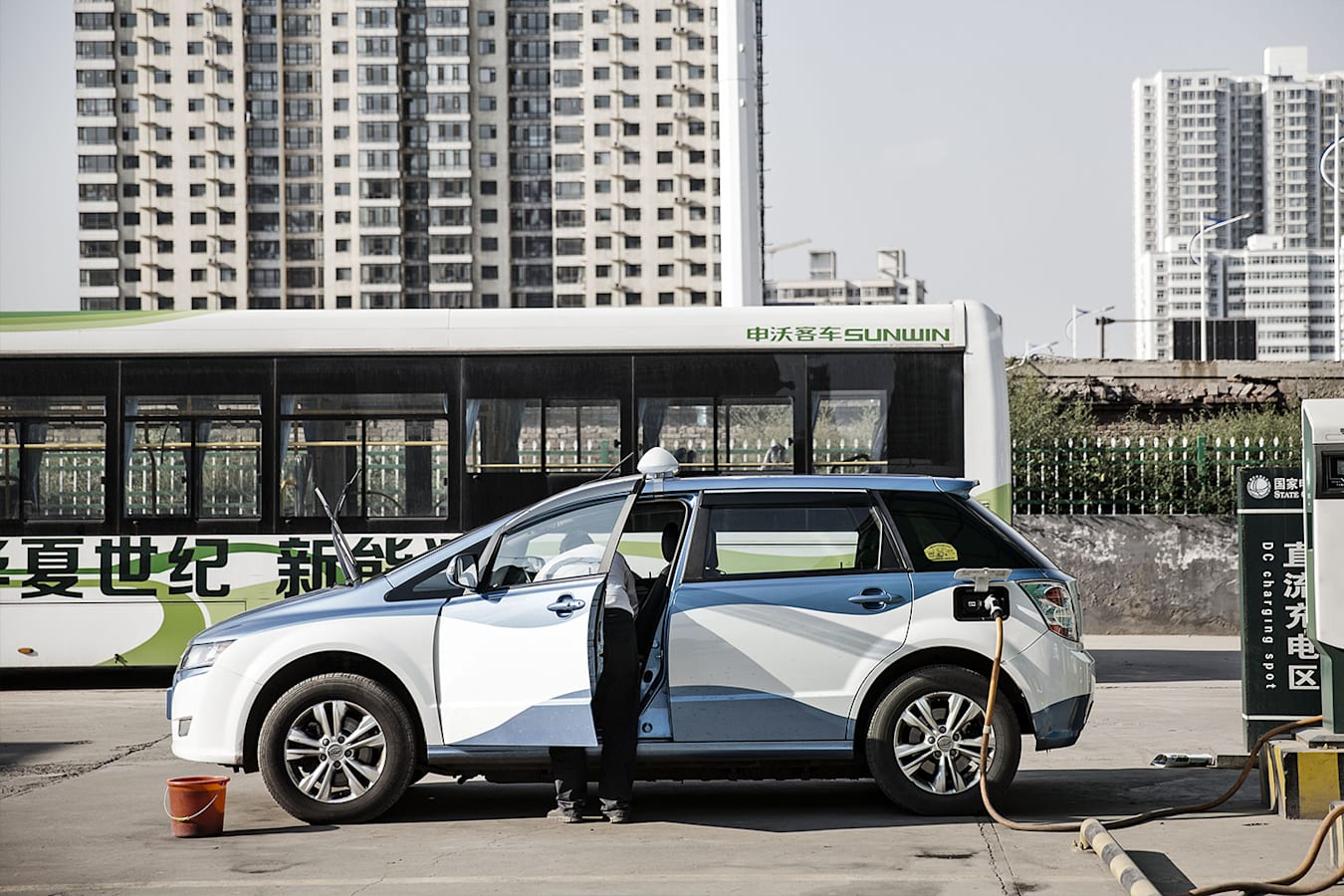 Electric Car Sales Republic Of China Plugged In Jpg