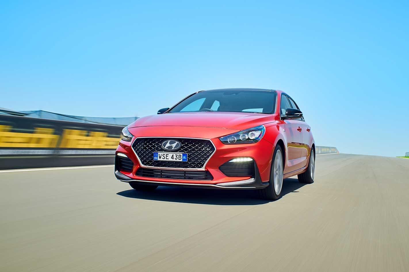 2021 Hyundai i30 N-Line Premium review