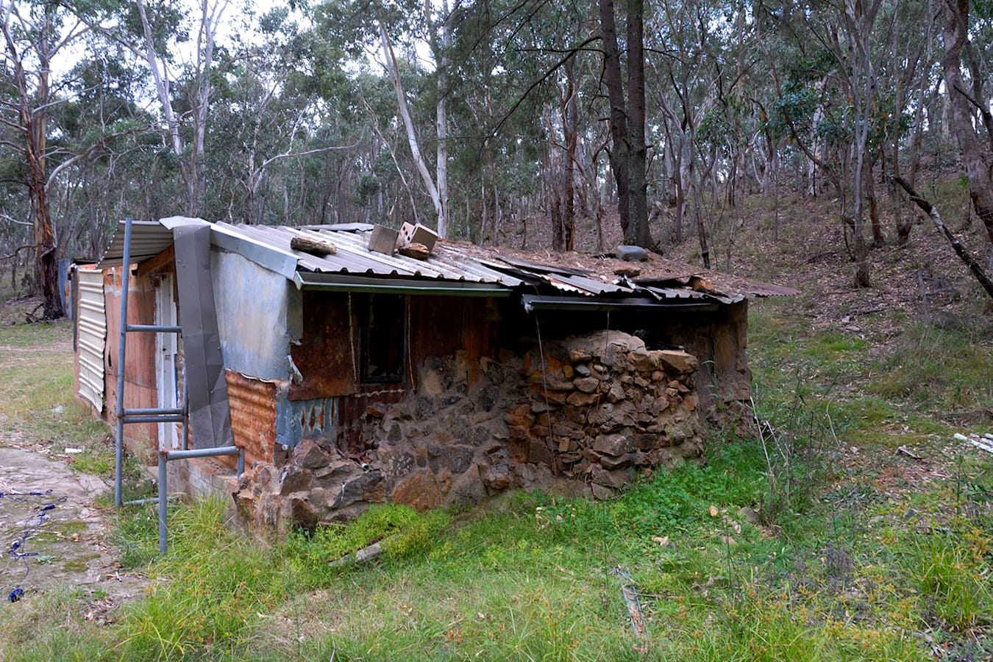 Turon NP prospectors hut