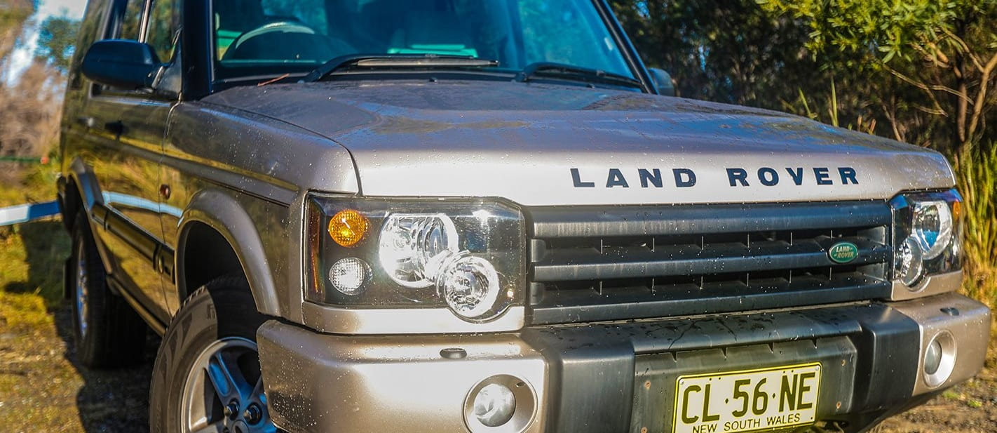 Land Rove Discovery Series 2