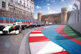Aserbaijan F1