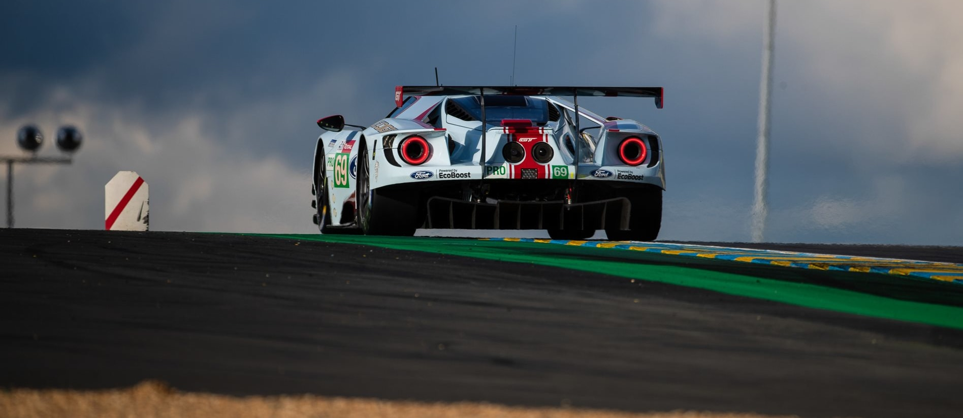 Le Mans 2019 Ford GT