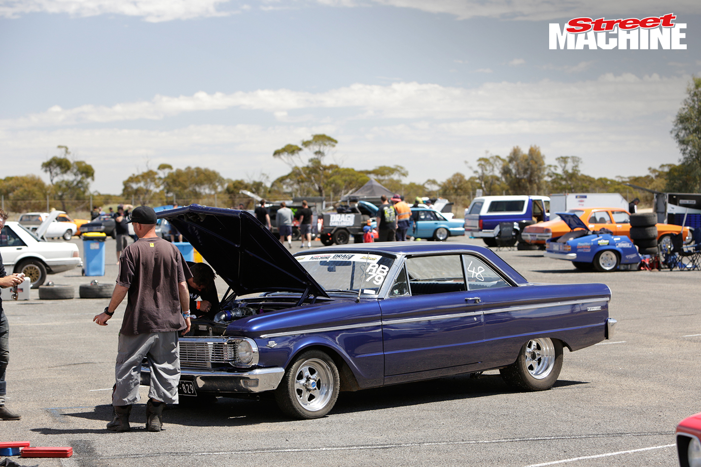 Ford XP Falcon Coupe Twin Turbo 3