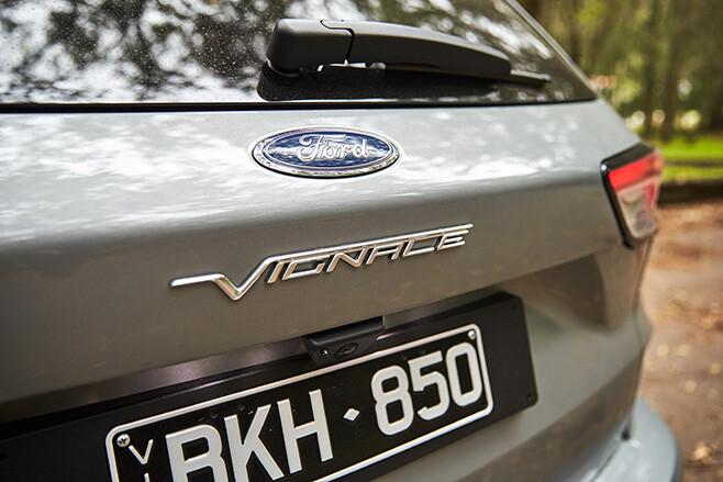 Ford Escape Vignale AWD