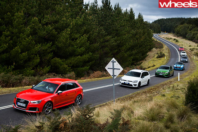 Audi -leads -pack