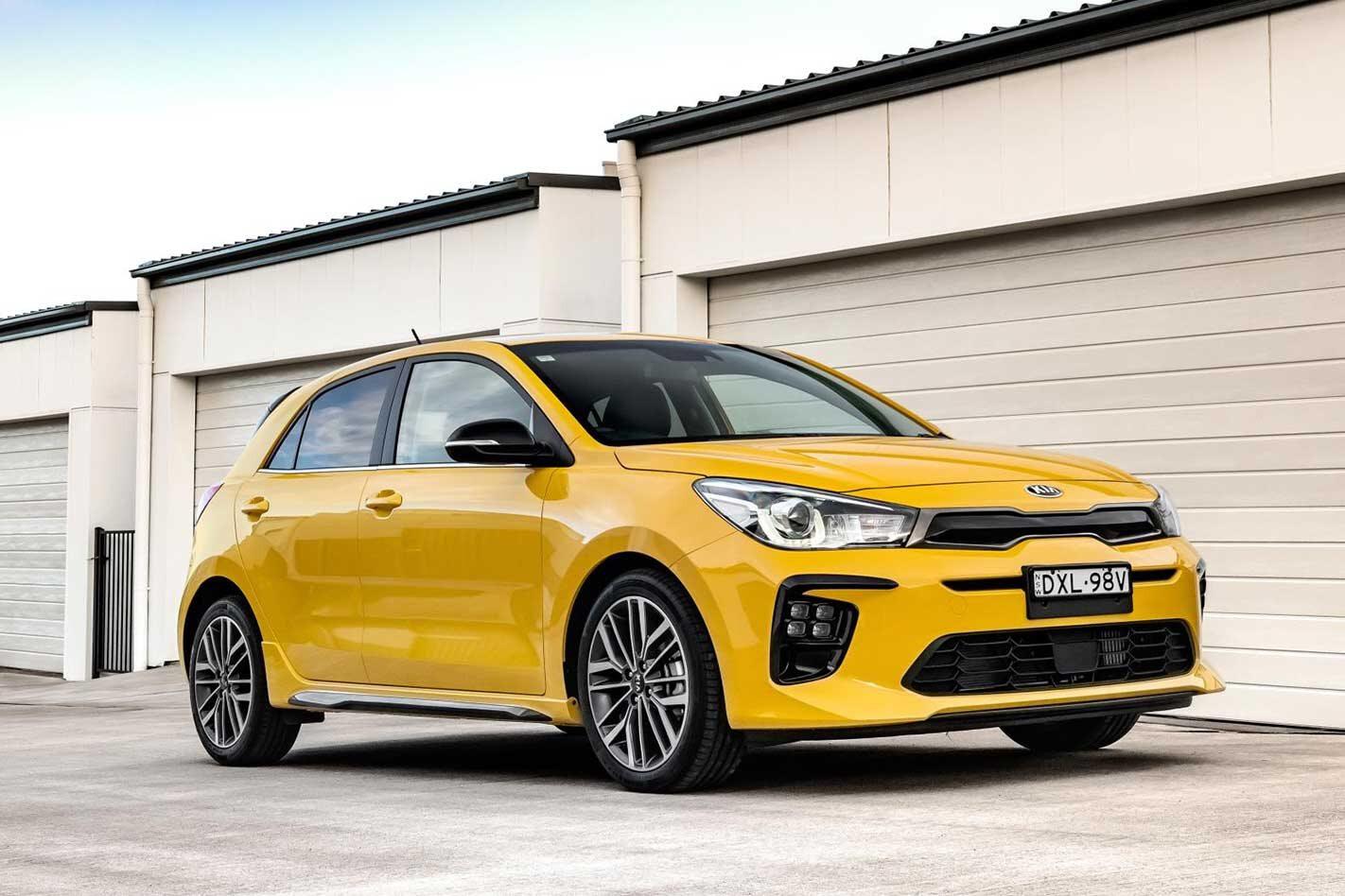 2019 Kia Rio GT-Line performance review