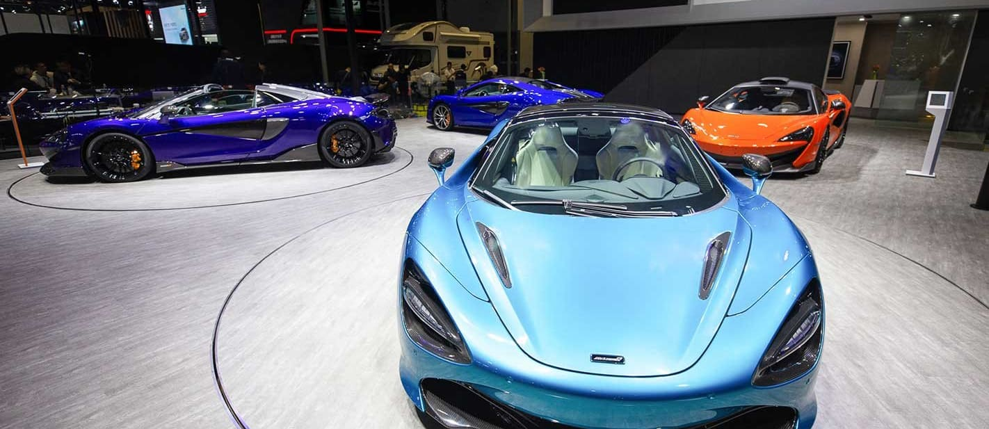 VFACTS April 2019 expensive sports cars sales increase