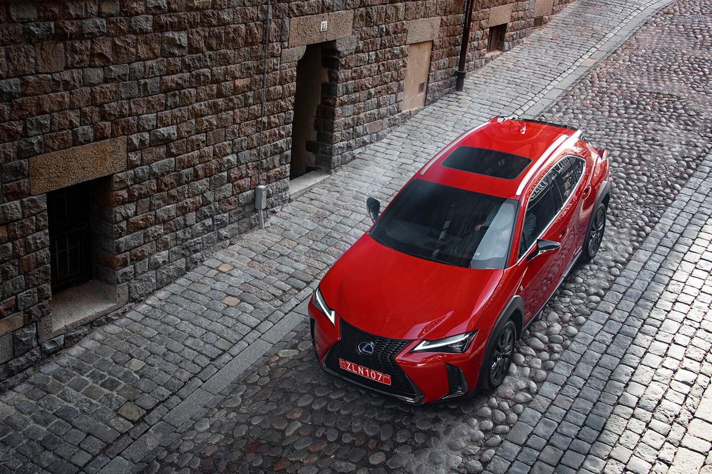 Lexus Ux Top Jpg