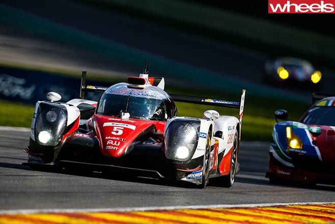 -racing -competition -auto -FIA-WEC-2016