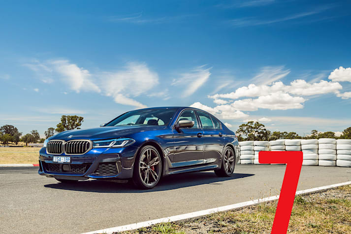 BMW M 550 I PCOTY 7 Cover MAIN Jpg