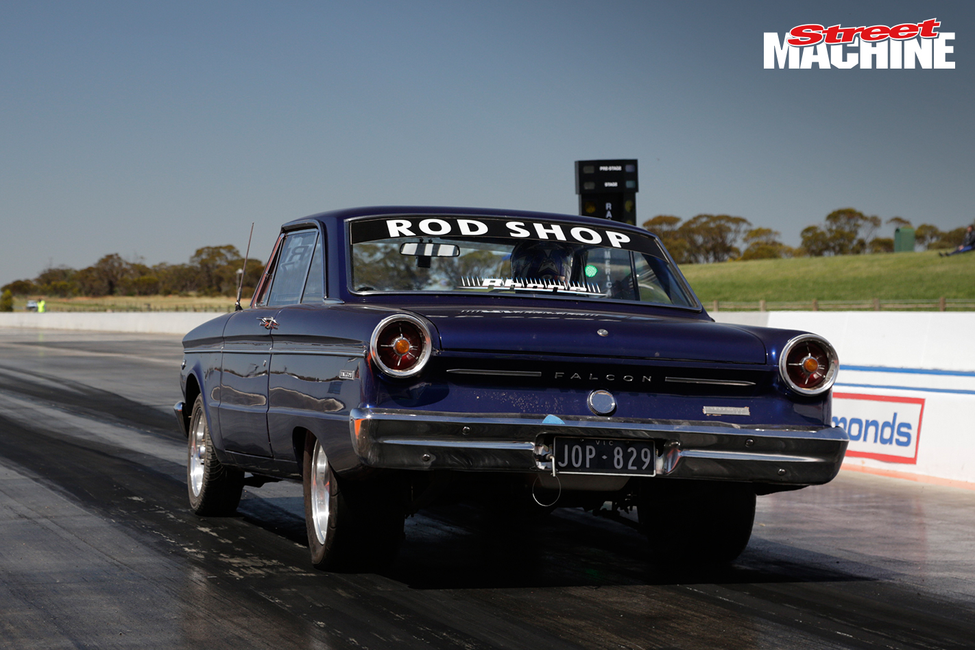 Ford XP Falcon Coupe Twin Turbo 2