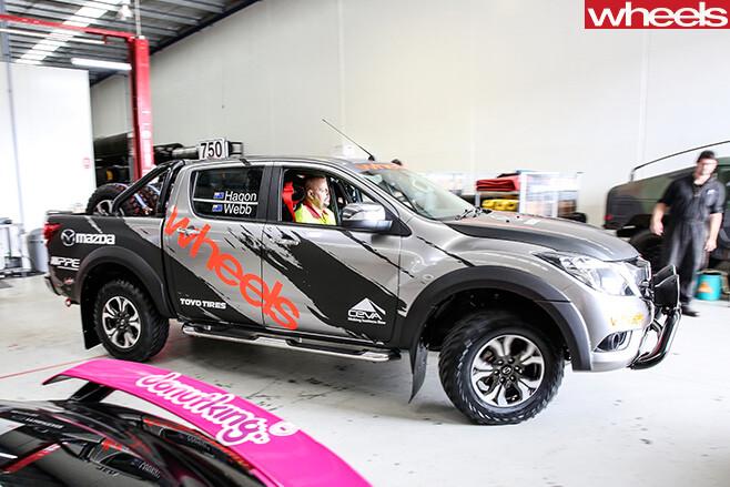 Mazda -BT-50-side -warehouse