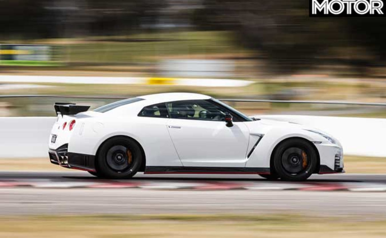 Top fastest cars tested MOTOR Magazine 2018 Nissan GT-R Nismo