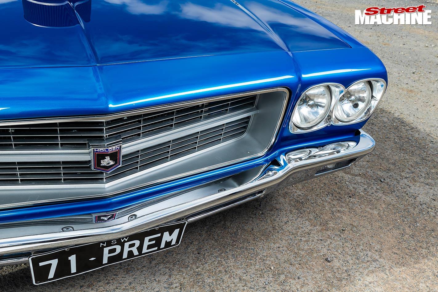 Holden HQ Premier front
