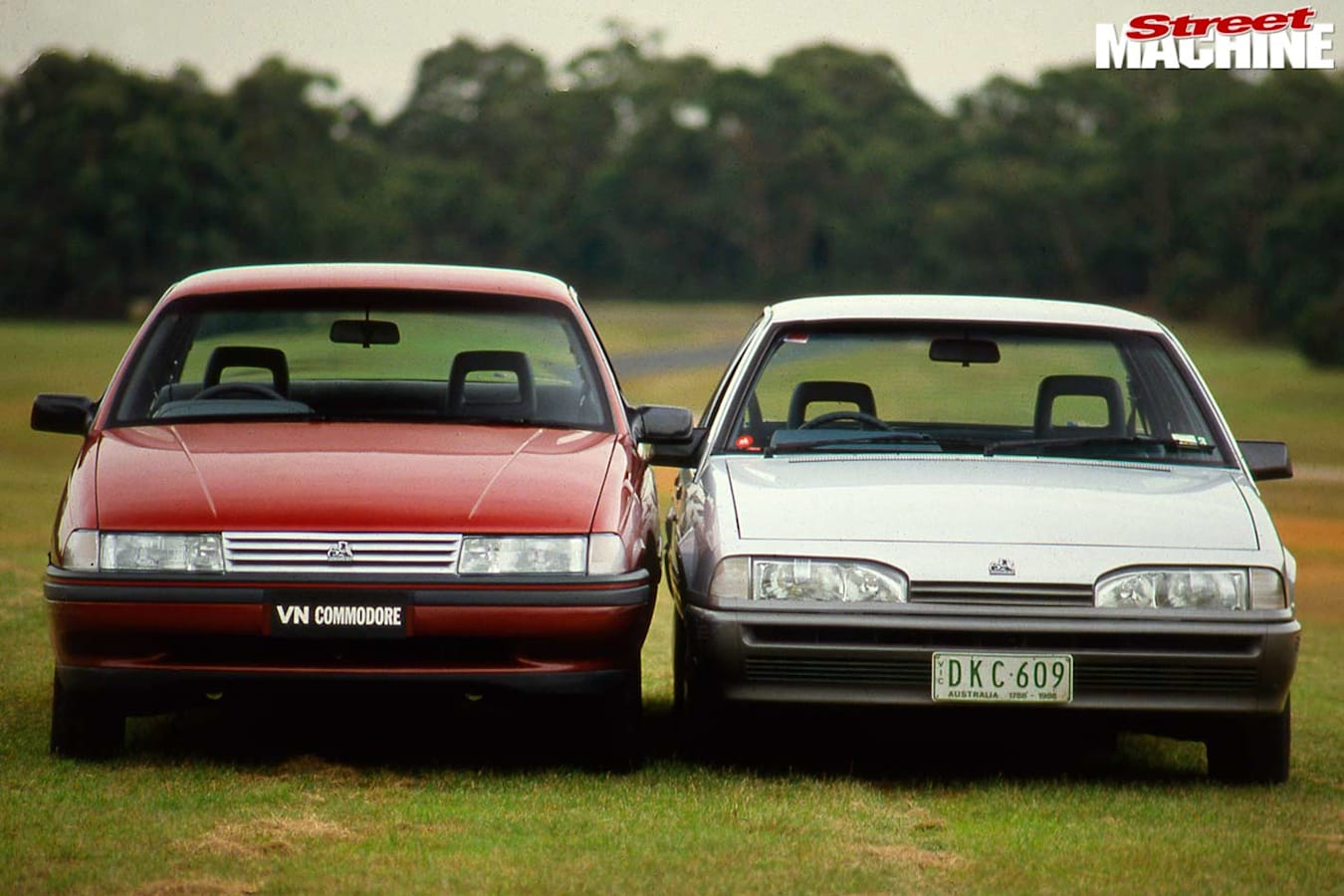 Holden VN and VL Commodore