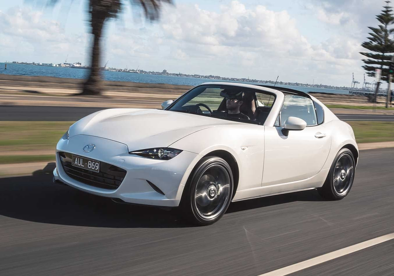 2019 Mazda MX-5 RF automatic performance review