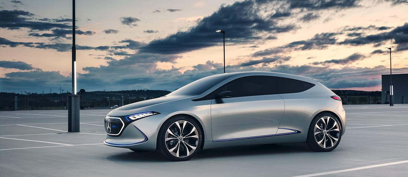 Mercedes electrified vehicle range to top 50 by 2022