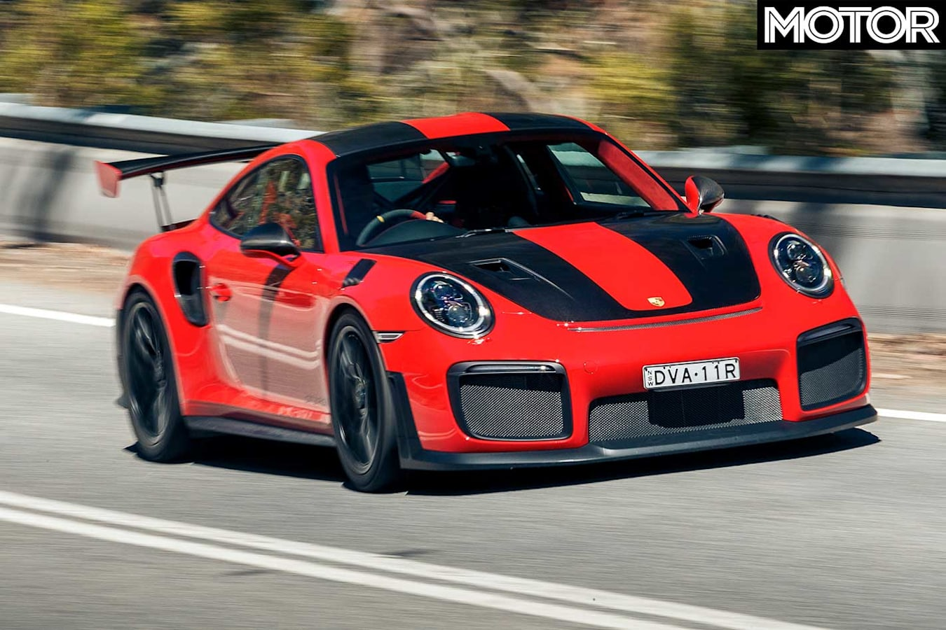Performance Car Of The Year 2019 Porsche 911 GT 2 RS Road Test Performance Jpg