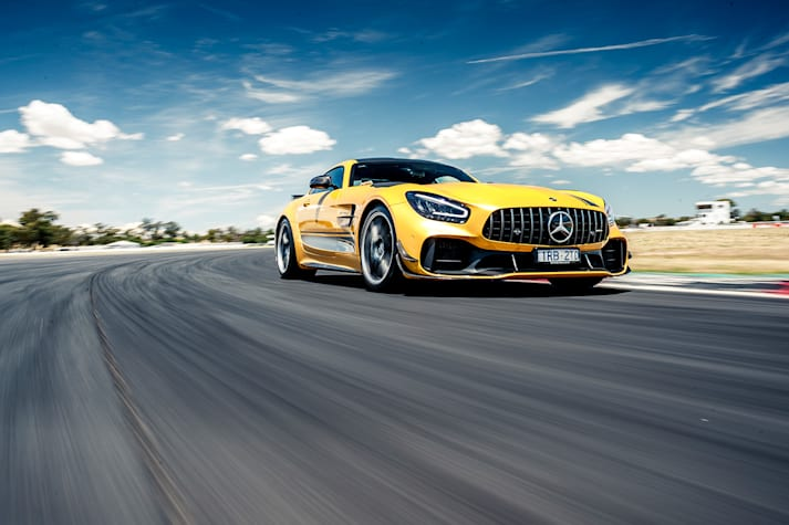 Mercedes AMG GT R Pro PCOTY Winner Opinion Main Jpg