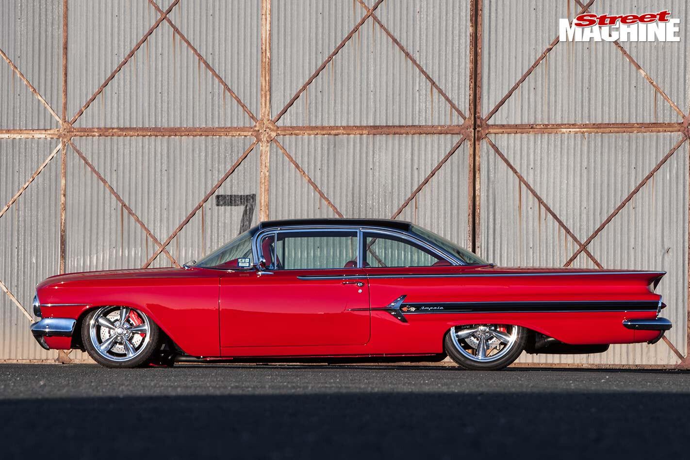 Chev Impala side