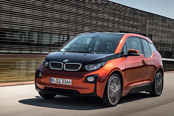 BMW i2