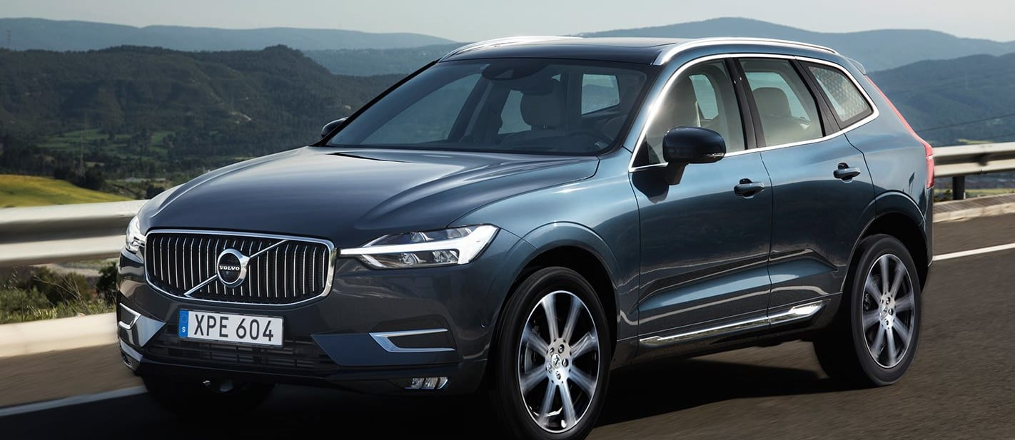 2018 Volvo XC60 T6 quick review