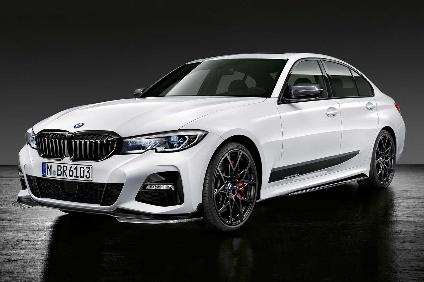 BMW M Performance parts G20 3 Series