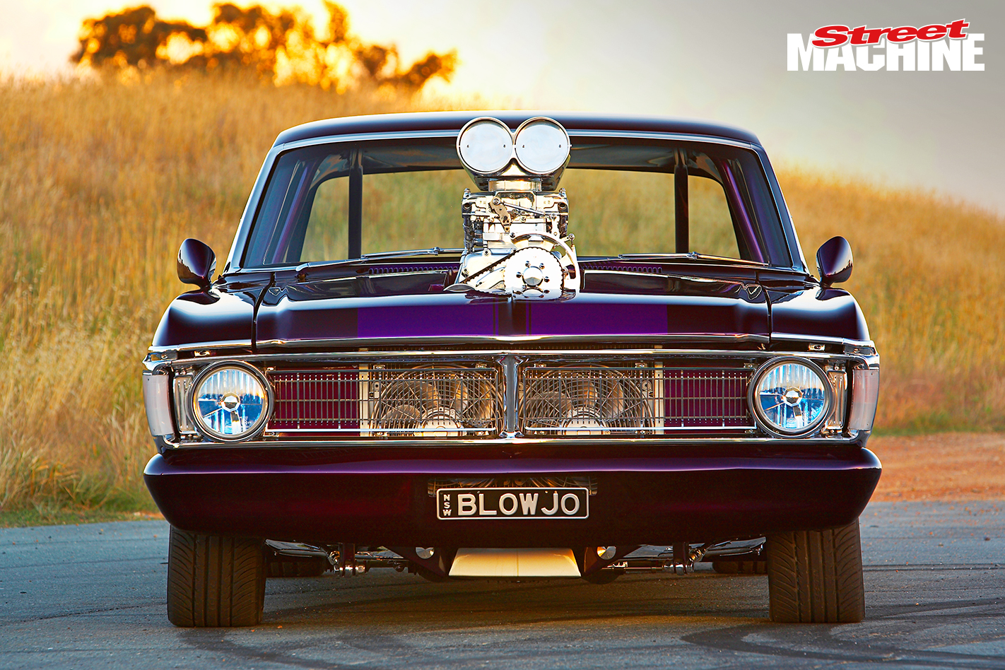 Ford XY Falcon GT Blown 15 Nw