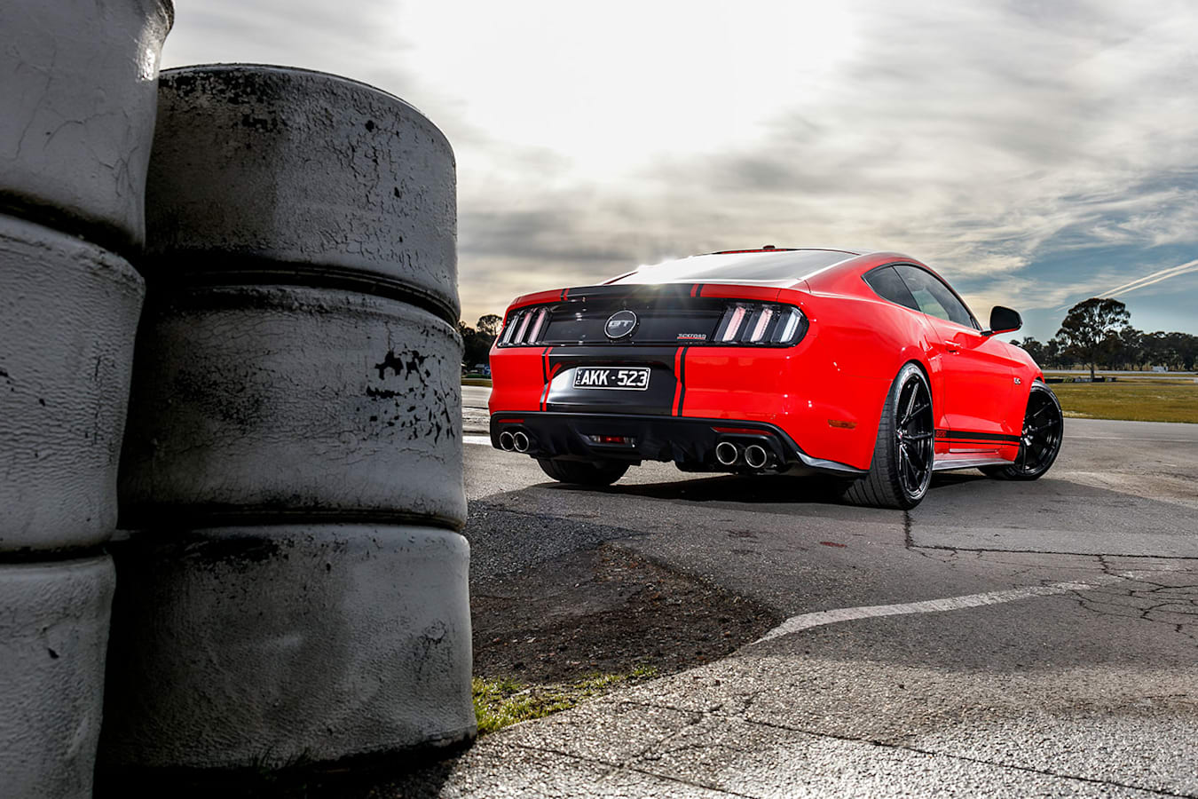 Hot Tuner 2017 Ford Mustang Tickford 360 Power Pack Feature Jpg