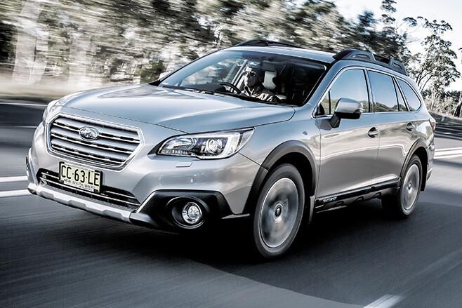 Subaru -outback -20d -fascia