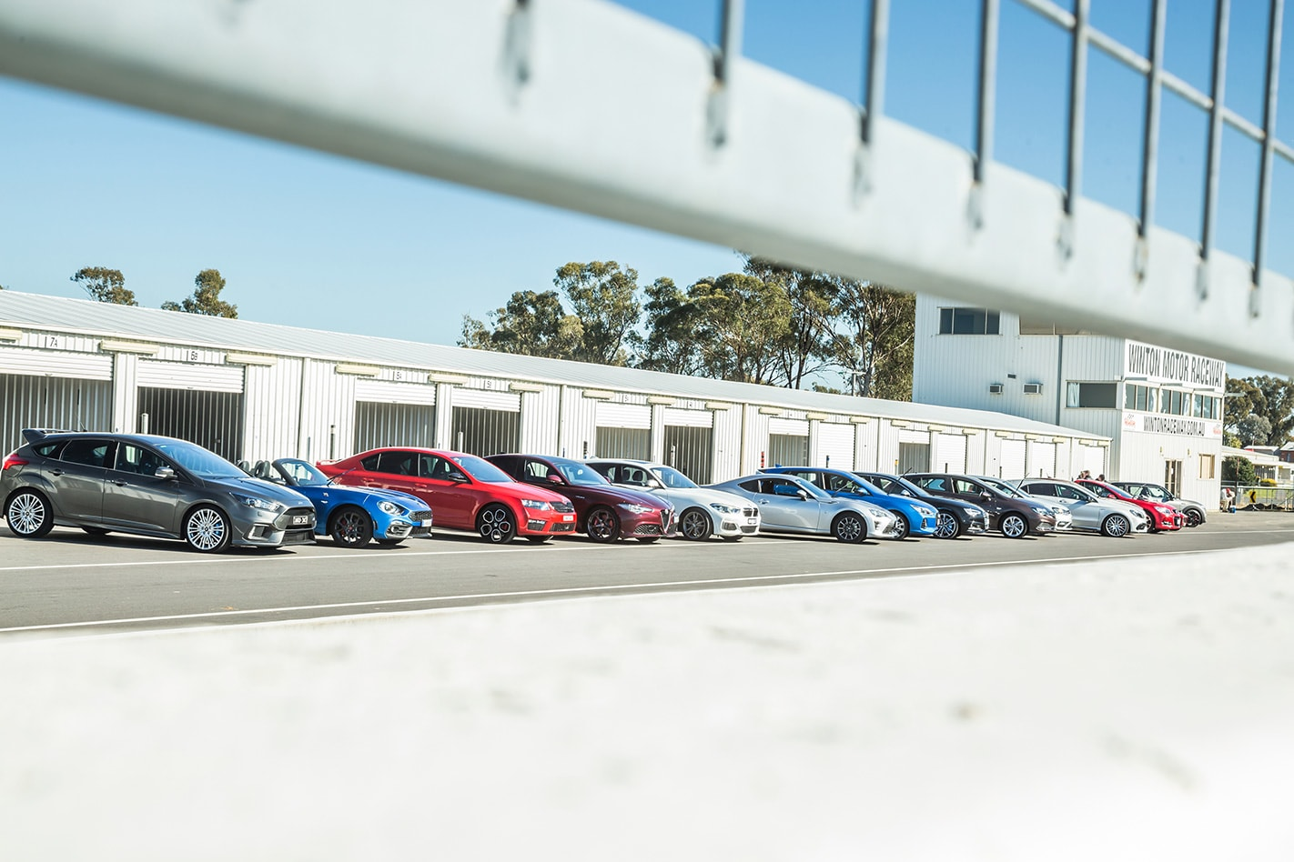 Cars competiting in Best Value Performance Cars