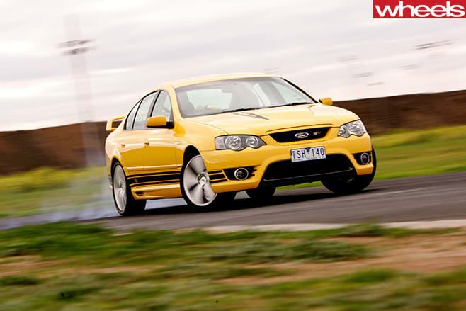 FPV-Gt -drifting -front -side