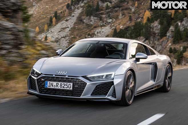 2020 Most Anticipated Performance Cars Audi R 8 RWD Jpg