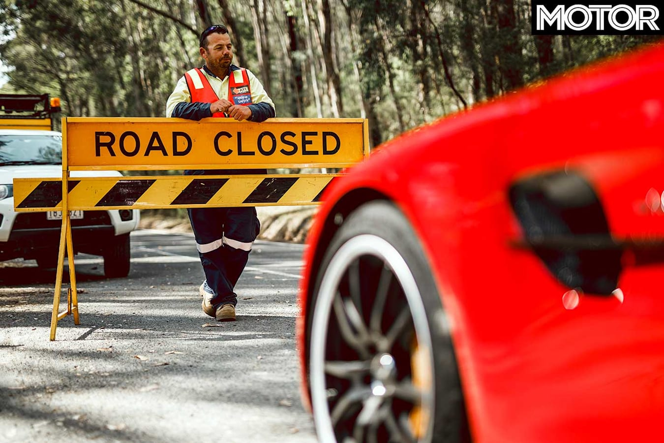 2019 Mercedes AMG GT R 12 Hours Review Road Closure Jpg