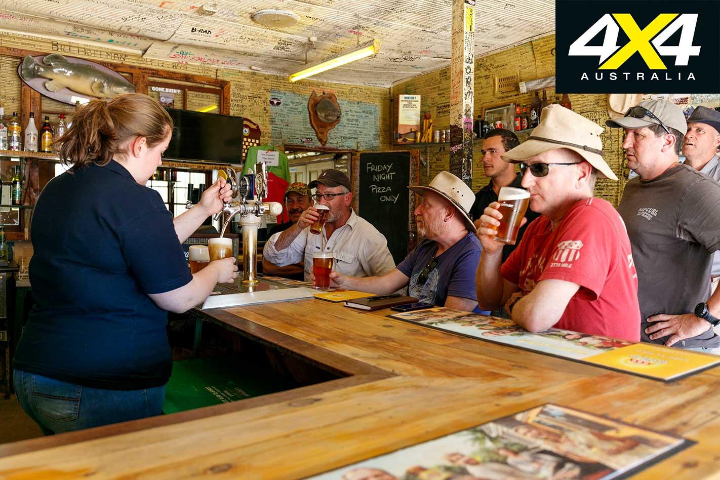4 X 4 Pubs Tilpa Hotel NSW Beer Jpg