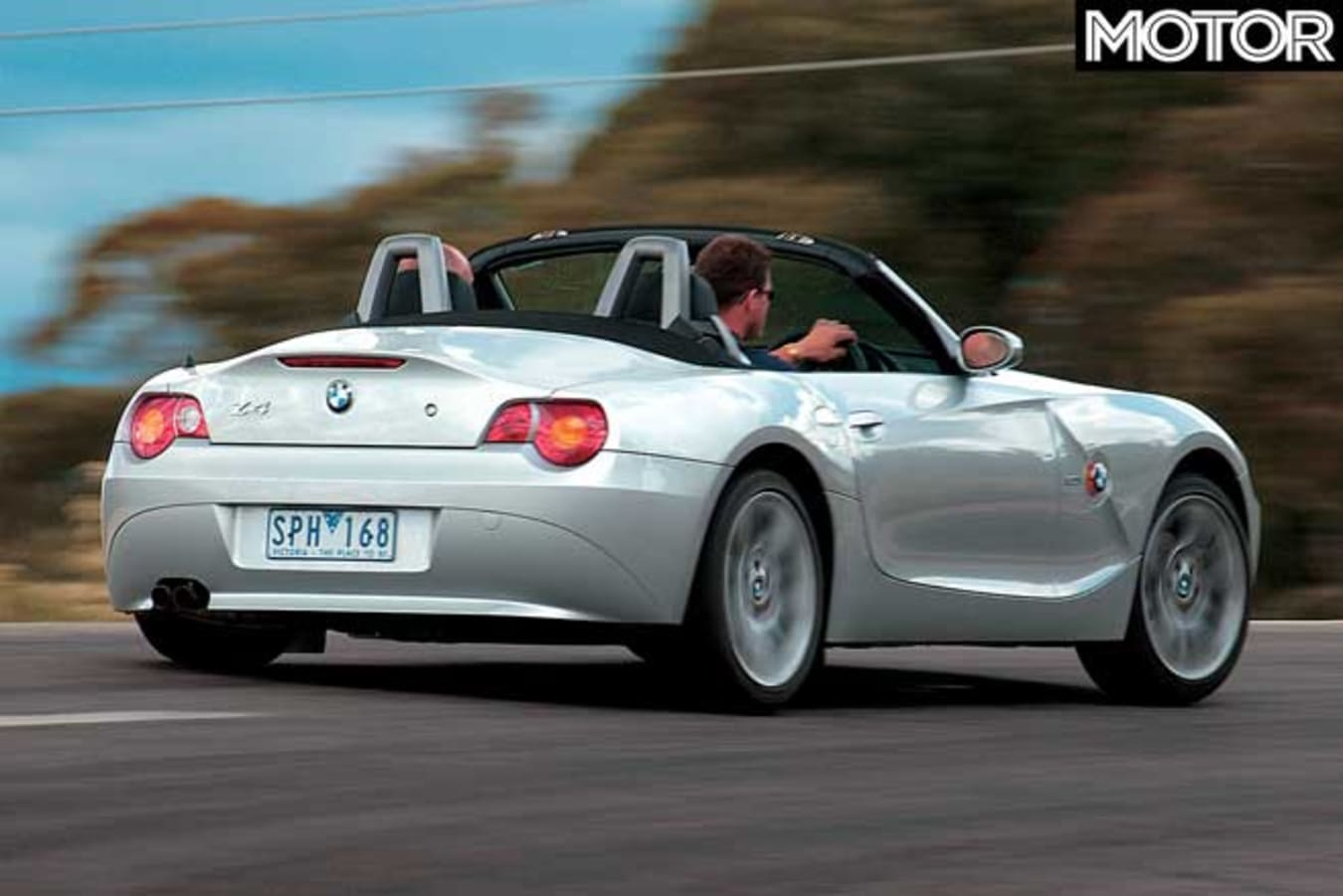 Performance Car Of The Year 2004 Introduction BMW Z 4 Jpg