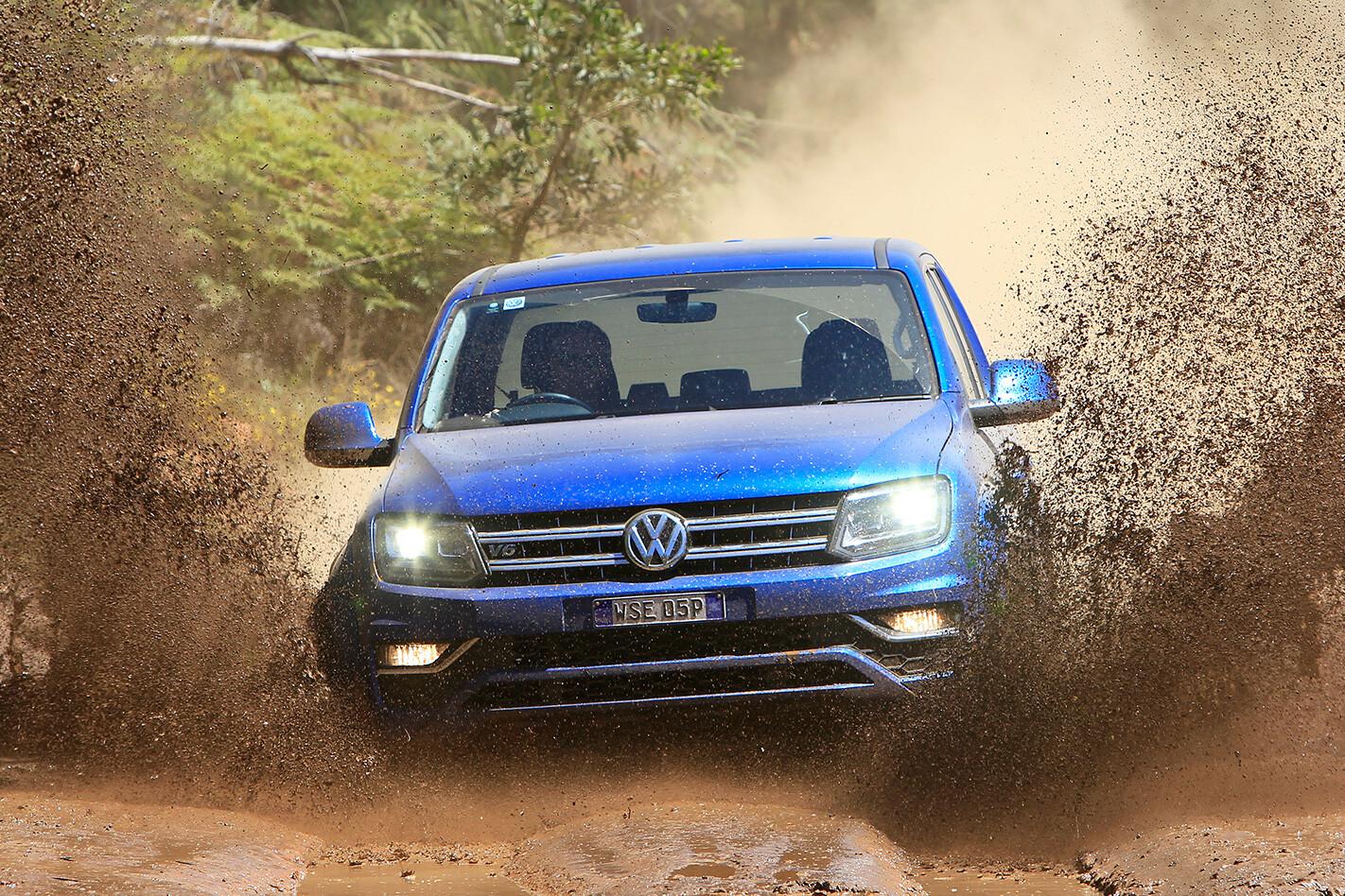 Volkswagen Amarok Ranger