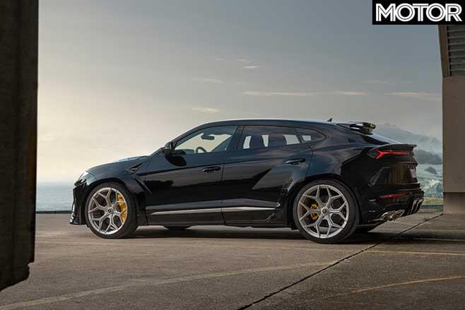 Novitec Reveals Lamborghini Urus Upgrades Side Jpg