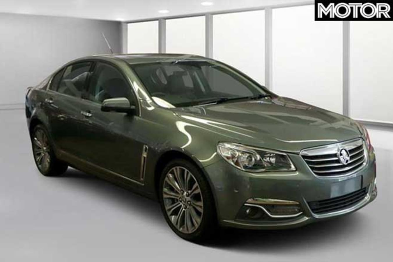 First Holden VF Commodore Story Jpg