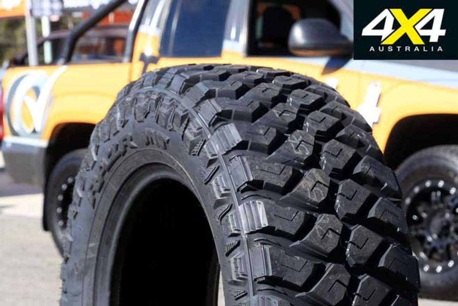 4 X 4 Mud Terrain Tyre Test 2020 Maxxis Razr MT Jpg