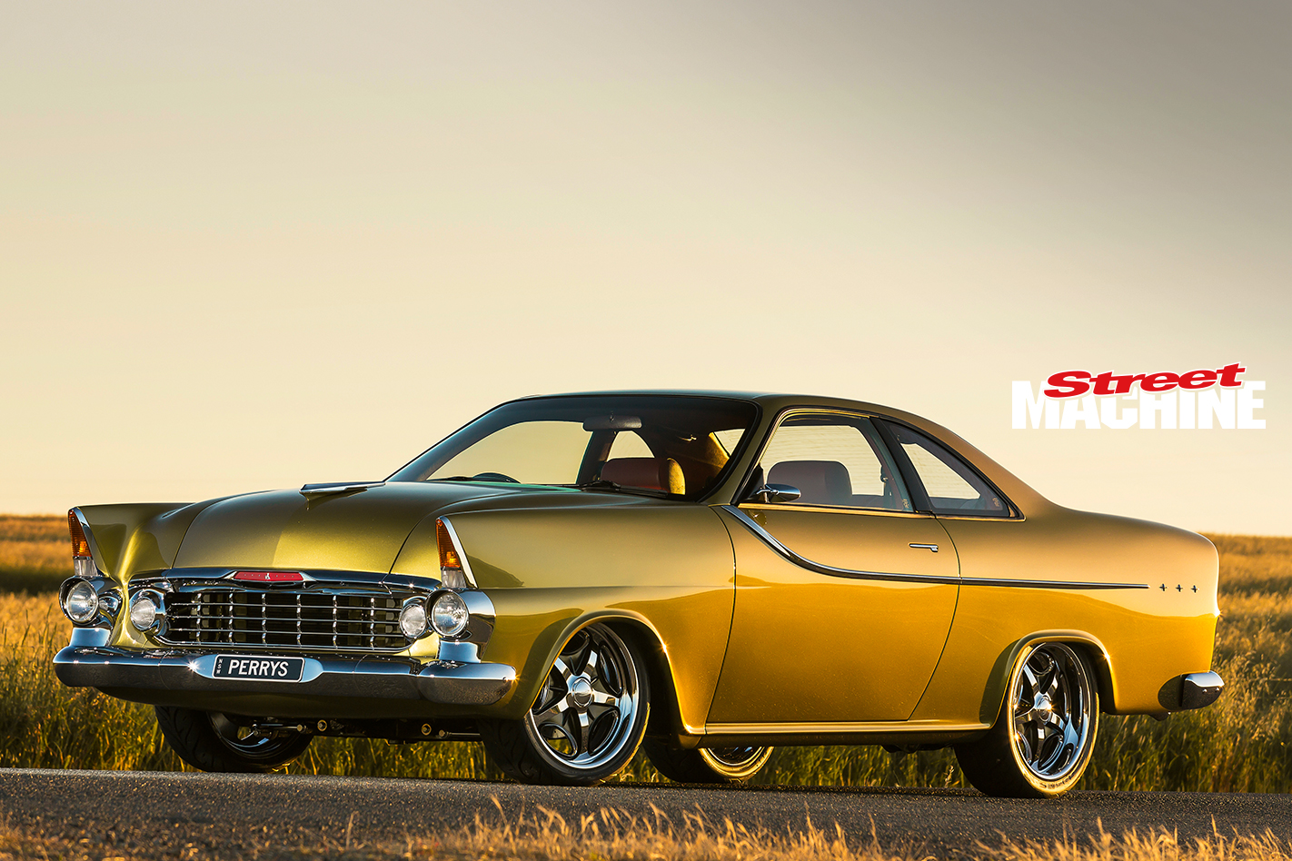 FB Holden TAILSPIN