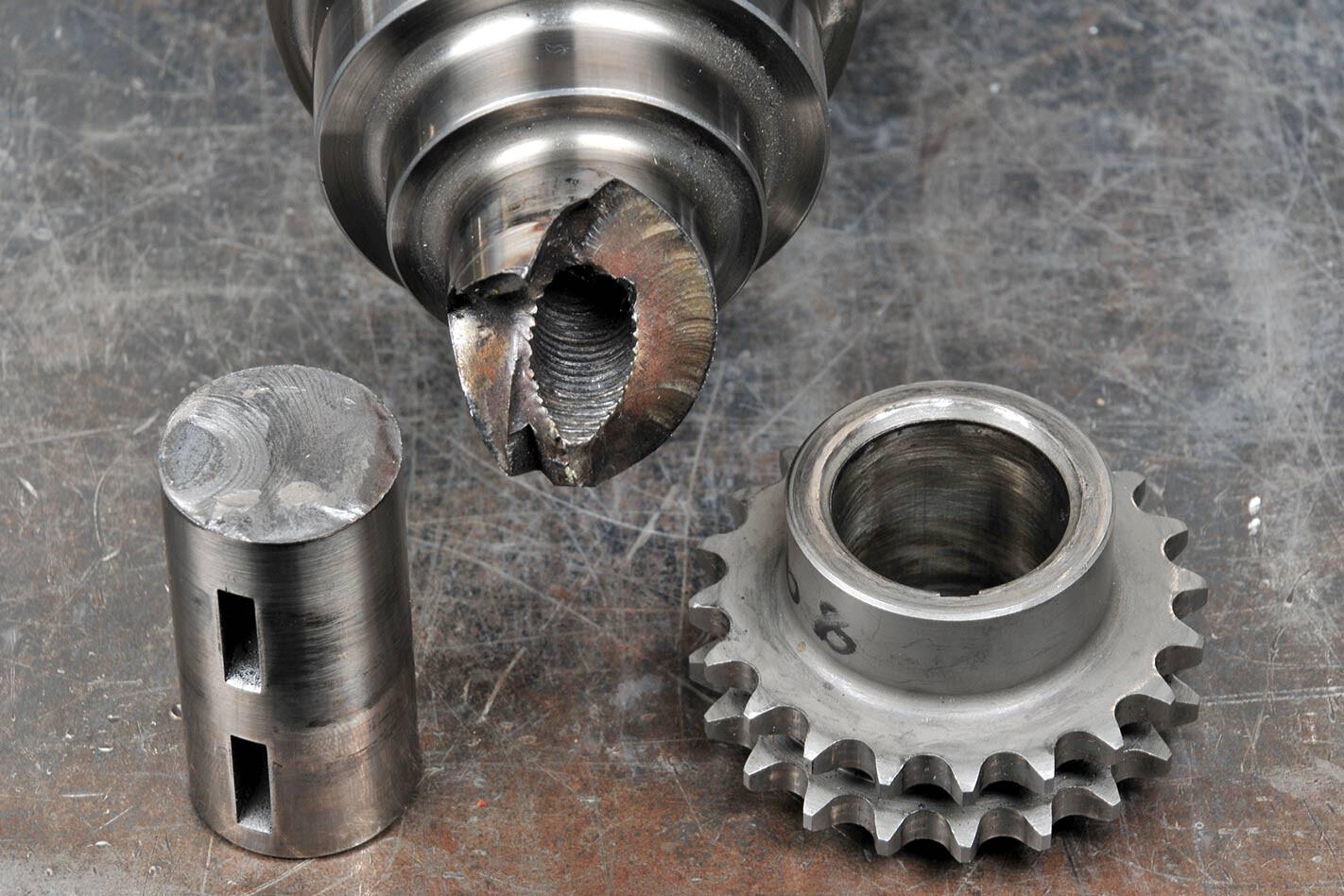 when automotive components break