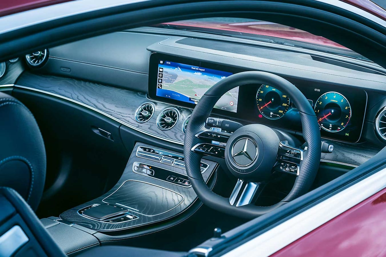 Archive Whichcar 2020 12 01 1 2021 Mercedes Benz E 300 Coupe MBUX