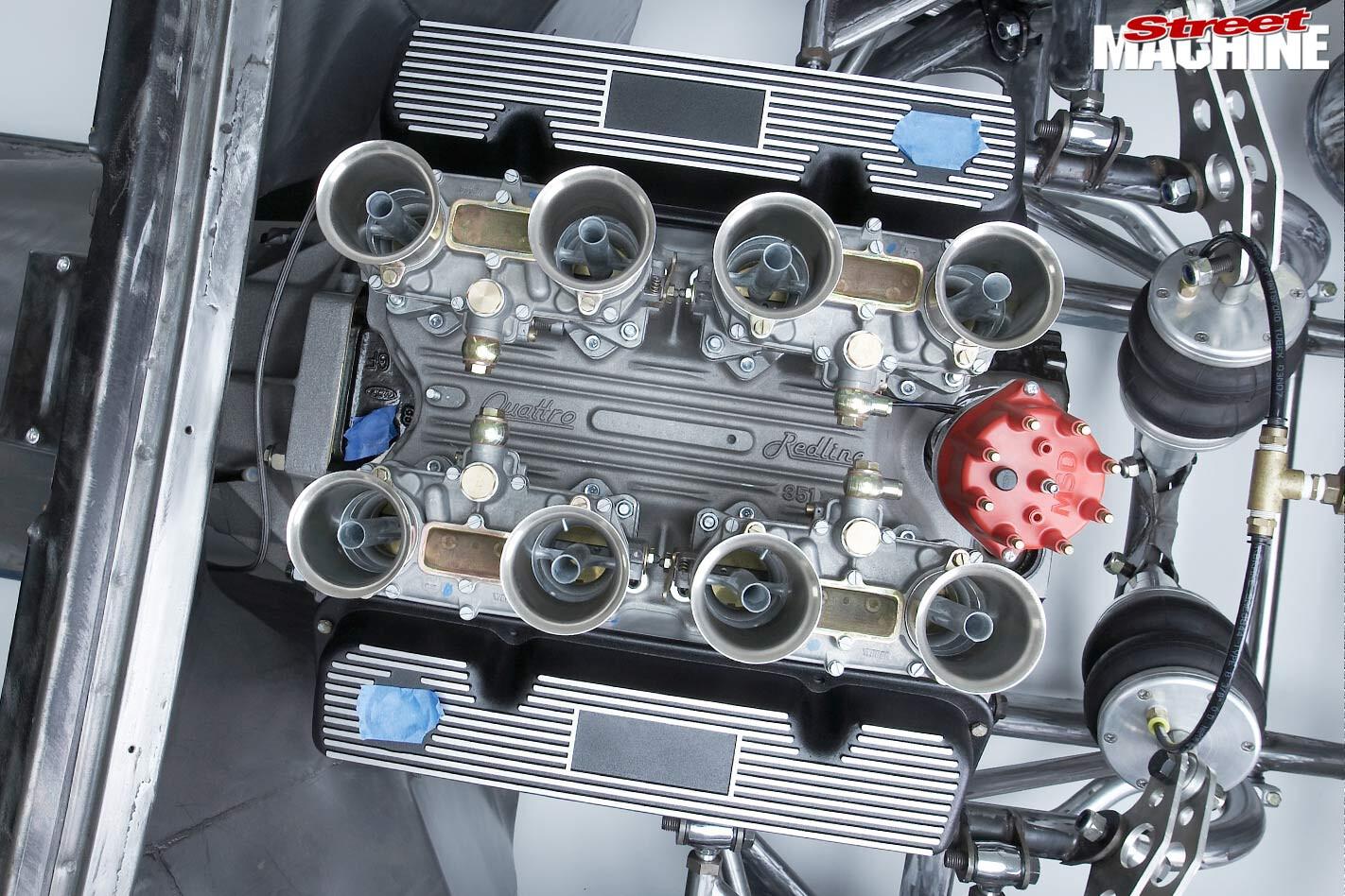 Ford Falcon XC engine