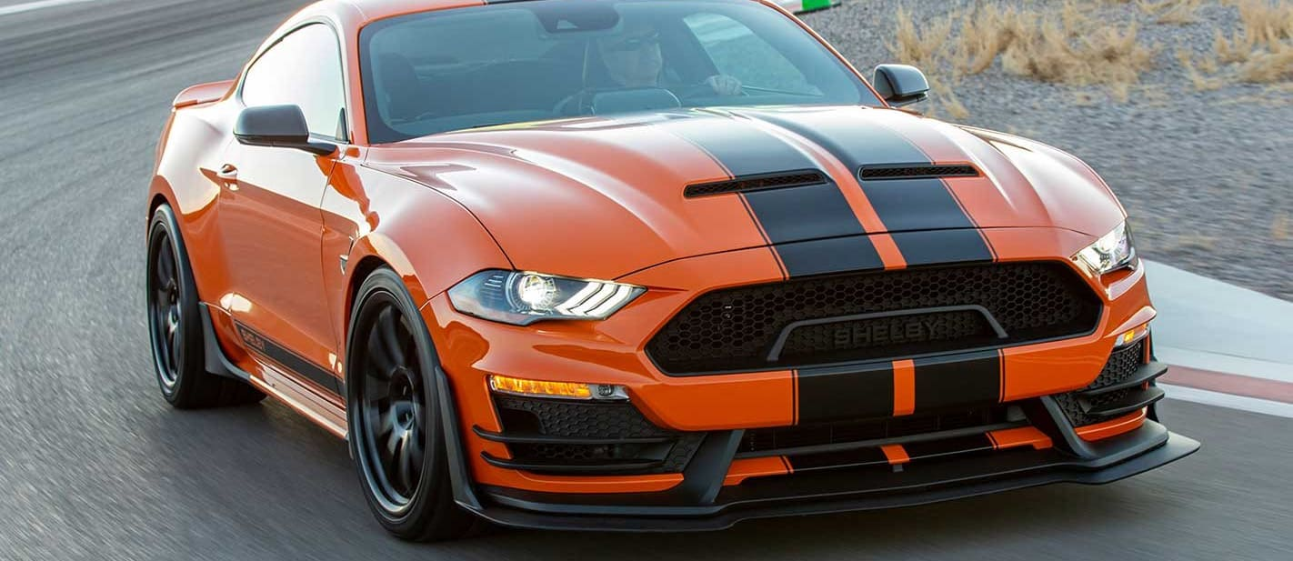 Carroll Shelby Signature Series Ford Mustang revealed