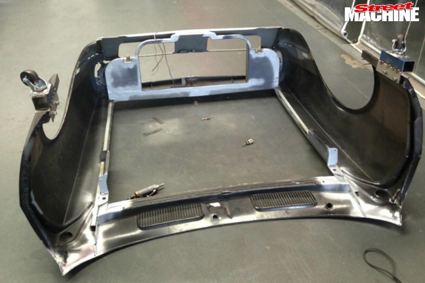 Camaro -chassis -3