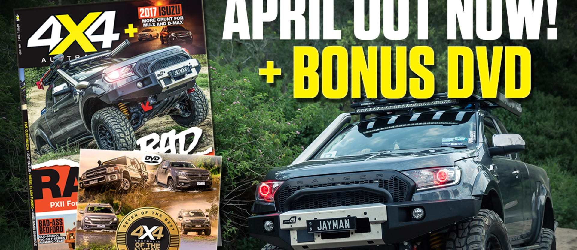 april issue on sale main